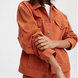 Levi's Made and Crafted Oversized Trucke Type III